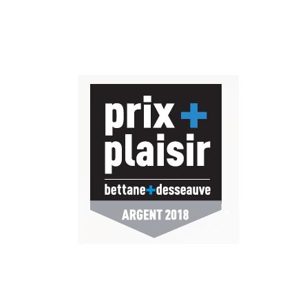 Prix Plaisir Bettane et Desseauve 2018