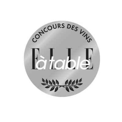 Concours Elle à Table 2015